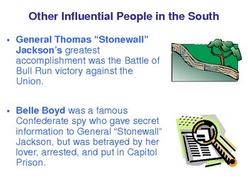 Civil War - Leaders of War PowerPoint