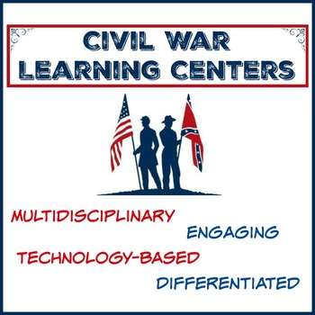 Civil War Learning Centers