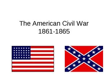 Civil War Lecture