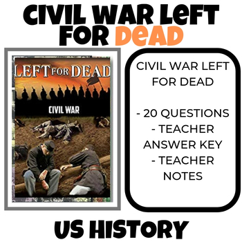 Civil War Left for Dead Video Guide