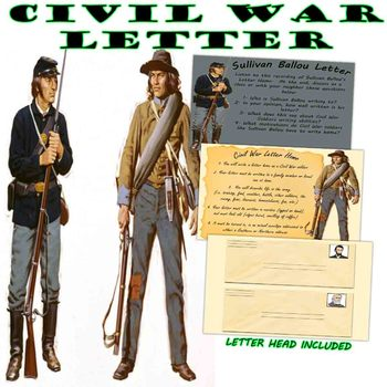 Civil War Letter Home