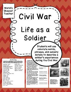 Civil War: Life as a Soldier