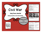 """Civil War: Life As A Leader and Soldier; Featuring Excerpt from """"Company Aytch"""""""