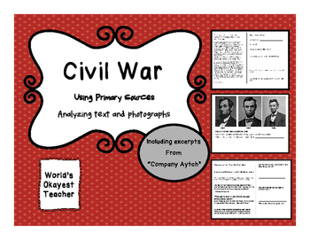 Civil War: Life As A Leader and Soldier; Featuring Excerpt