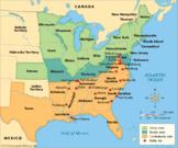 Civil War Map