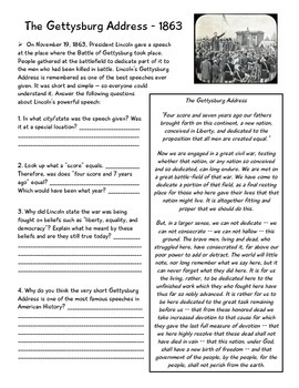 Civil War - Multiple Worksheets and/or Stations Activity