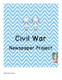 Civil War Newspaper Project
