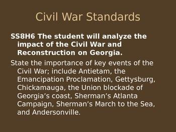 Civil War Notes