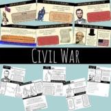 Civil War Notes & PowerPoint