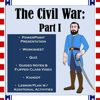 Civil War: Part I - Outbreak of War