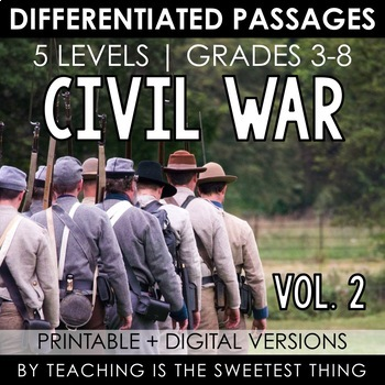 Civil War: Passages (Vol. 2)