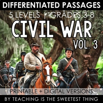 Civil War: Passages (Vol. 3)