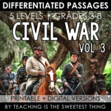 Civil War: Passages (Vol. 3)