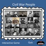 Civil War People