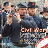 Civil War Paired Passages: Perspectives of the Past