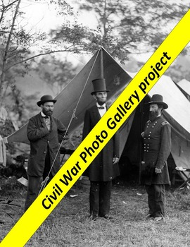 Civil War Photo Gallery Project