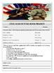 Civil War Picture Book Project