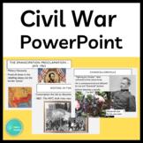 Civil War Power Point