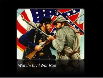 Civil War PowerPoint Lesson 1:Tension between North & Sout