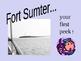 Civil War PowerPoint Series - Fort Sumter, The First Shots Fired