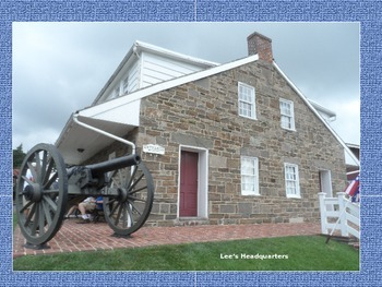 Gettysburg Scenes-Civil War PowerPoint Series