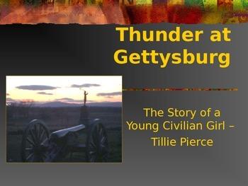 Thunder at Gettysburg-Civil War PowerPoint Series