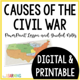The Beginning of the Civil War {Causes and Effects}