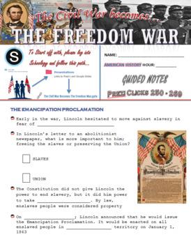 Civil War Prezi - Fort Sumter to Appomattox