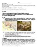 Civil War Project: Battles and New Technology