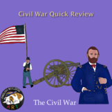 Civil War Quick Review