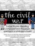 Civil War Reading Packet