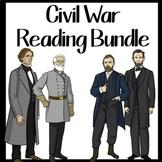Civil War Readings and Activities Bundle