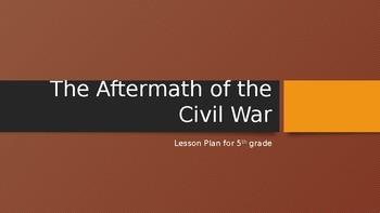 Civil War Reconstruction Bundle