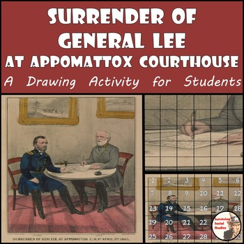 """Civil War - Recreating """"The Surrender of General Lee at Appomattox Courthouse"""""""