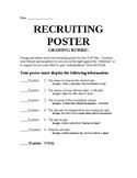 Civil War Recruiting Poster - Project