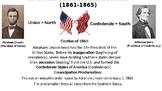 Civil War Reference Sheet
