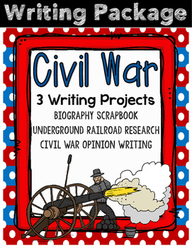 Civil War Research and Writing