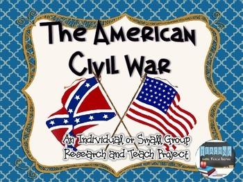 Civil War Resource Bundle