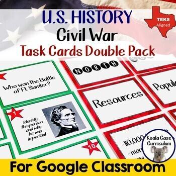 Civil War Review Activity