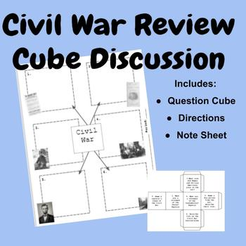 Civil War Review: Cube Discussion
