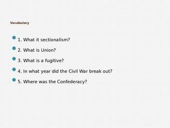 Civil War Review PowerPoint