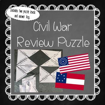 Civil War Puzzle