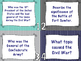 Civil War Review Task Cards - Set of 28