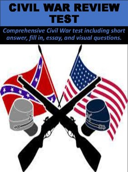 Civil War Review Test