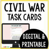 Civil War SCOOT/Task Cards