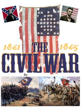 Civil War Scrapbook