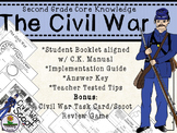 The Civil War - Second Grade Core Knowledge Bundle