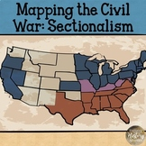 Civil War Mapping: Sectionalism