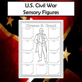 Civil War Sensory Figures