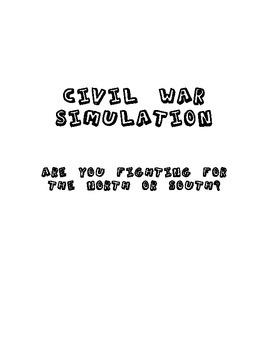 Civil War Simulation